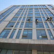 上海专业外墙清洗电话外墙玻璃清洗驰恒保洁图片