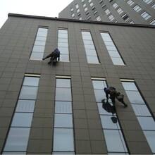 松江区专业从事外墙清洗公司驰恒保洁图片
