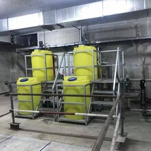 润格环保机械加药机设备图片