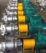 潤格環保設備卸料泵、離心泵各種規格型號參數廠家直銷可加工定制圖片