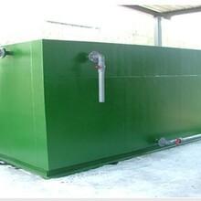潤格環保一體化污水處理設備圖片