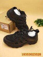廣譜抗菌警察執勤鞋8級防水特警硫化鞋圖片