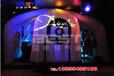 國外充氣照相亭加LED燈酒吧夜店節日布置裝飾Inflatablephotobooth