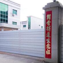 广西暴雨防汛挡水板车库挡水门厂房挡水板订做价格图片