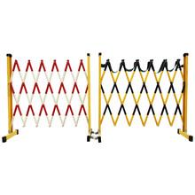 攀枝花电力检修施工防护栏绝缘伸缩围栏批发价格图片