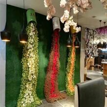 北海仿真绿植墙价格仿真植物图片