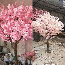室内仿真樱花树