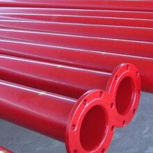 海兴内外涂塑复合钢管批发价格生产厂家