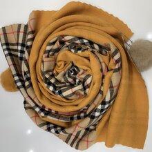重磅推荐双十一活动促销单品巴宝莉风格围巾
