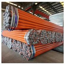 忻州环氧煤沥青防腐钢管图片