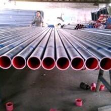朔州环氧铁红漆防腐钢管厂家图片