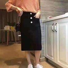 新款半裙单穿打底神器,冬季搭配一件美美哒双面呢图片