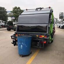 俊浩压缩垃圾车厂家图片