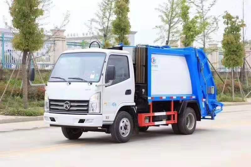 新东日江淮压缩垃圾车厂家价格