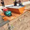 江苏省徐州市混凝土沟渠成型机厂家梯形渠道衬砌机