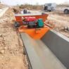 定制多規格水渠成型機液壓全自動滑膜機混凝土澆筑水渠成型機