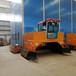 多規格液壓自走式翻堆機履帶翻堆機有機肥發酵機