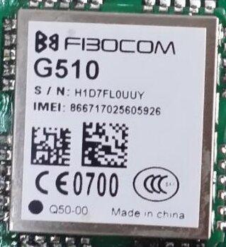 廣和通G510無線GSM通信模塊