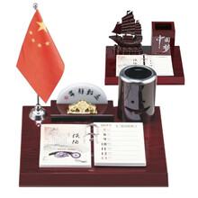 惠州专业生产红木台历供应商台历图片