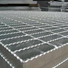 上海钢格栅-平台钢格板-格栅板价格-钢格栅板-楼梯踏步板-上海豪衡钢格板厂家图片