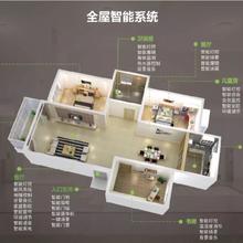 智轩物联网全屋智能家居智能调光模式家居系统智能家居