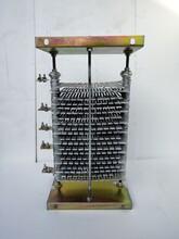 鑄鐵電阻器ZX1-1/80起重機絞車礦用zt1起動調速制動電阻器圖片