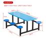 新疆廠家餐廳桌椅,連排椅銷售,支持定做,全疆發貨