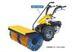 新疆廠家直銷小型手推式掃雪機拋雪機推雪鏟等清雪設備