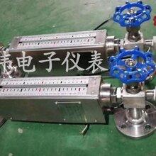 石英管双色水位计电子双色液位计锅炉水位计双色水位计