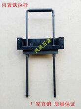 供應航空箱木箱工具箱五金配件拉桿圖片