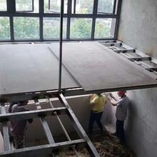 合肥钢结构夹层地板价格图片