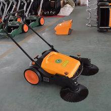 环卫车仓库马路清扫机路面无动力扫地机工厂车间手推式自动扫地机