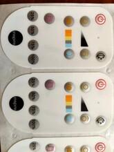 泉州供应按键薄膜pet/pc印刷按键面板图片