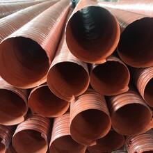 汕头红色高温管价格厂家直销高温防护套管图片