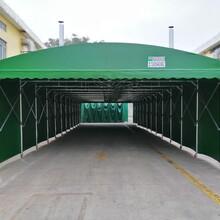 梅州工厂推拉篷生产厂家图片