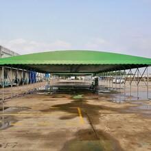 梅州工厂推拉篷施工方法图片