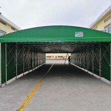云浮工厂推拉篷制作工厂图片