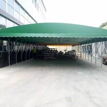 梅州德智诚工厂推拉篷图片