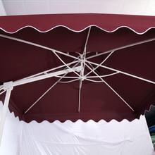 禪城側立傘廠家