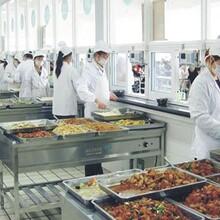 台州工厂食堂承包图片