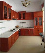 厦门厨房装修安装铝合金橱柜的优点