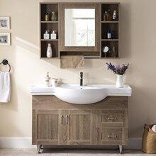 廈門浴室柜廠家為您推薦健康舒適的浴室柜產品圖片