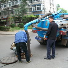 昆山市专业管道疏通抽粪化粪池清理管道高压清洗清淤