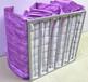 中效空氣過濾器,空塵量大、風速低,被認為是目前最好的中效過濾器結構