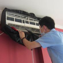 大朗空调清洗专业快速图片