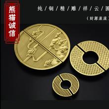 新中式三角花圆盘厂家图片