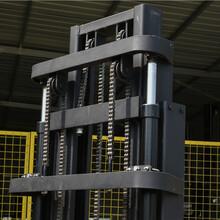 阜陽半自動堆高車生產廠家持久耐用圖片