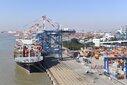 启东码头装卸货物运输公司货物运输图片