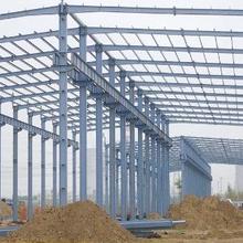 上海钢结构钢架报价图片