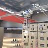 轨道式监控云台轨道智能巡检机器人悬挂式轨道监控机器人升降